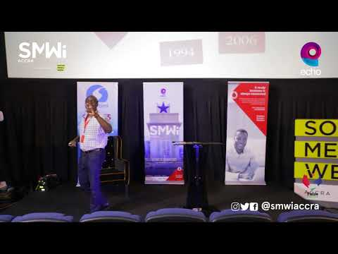 Building a digital career in Ghana. Full Session