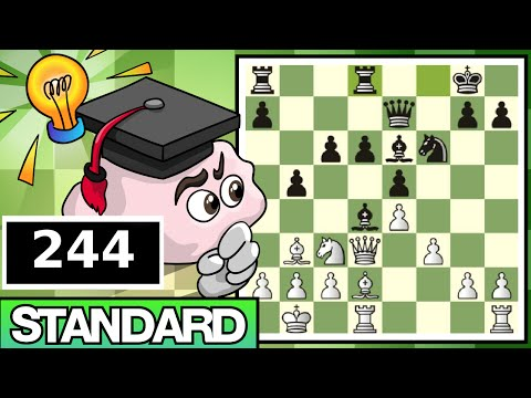Standard Chess #244: IM Bartholomew vs. Beauvain (Ruy Lopez)