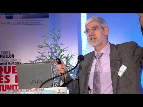 Vincent COURTILLOT Intervention Observations et prédictions du changement climatique global quelles