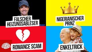 Die Tricks der Betrüger - Ausgefallene Betrugsmaschen
