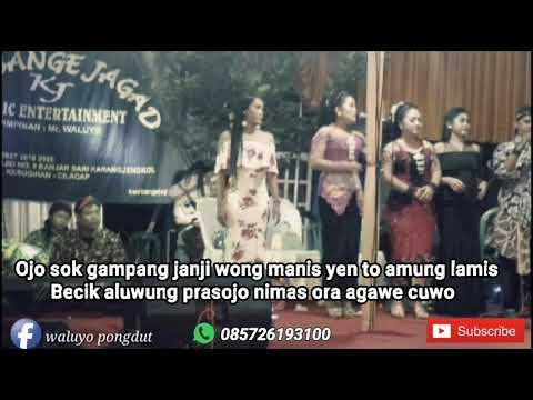 Ojo Lamis  Tembang Nyamleng  ( Vokal + Lirik ) Mp3