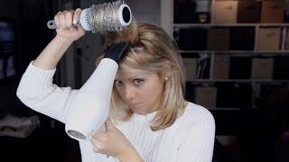 DIY: Perfect Bangs Blowout video
