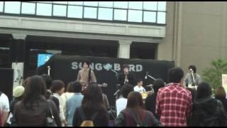 ソングバード龍祭ライブ1日目 ZOOM Handy Video Recorder.