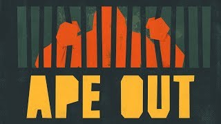 Ape Out - Unleashed Gameplay Trailer