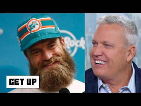 Rex Ryan laughs at the Eagles losing to the Dolphins   Get Up