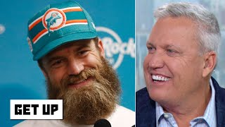 Rex Ryan laughs at the Eagles losing to the Dolphins | Get Up