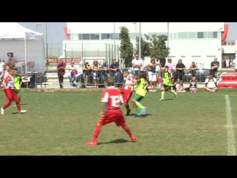 Max Sport Cup 2016 - FK Crvena Zvezda - FK Elektron 1:0