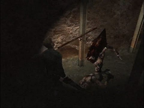 Silent Hill 2 James And Pyramid Head Are Finally Friends Youtube
