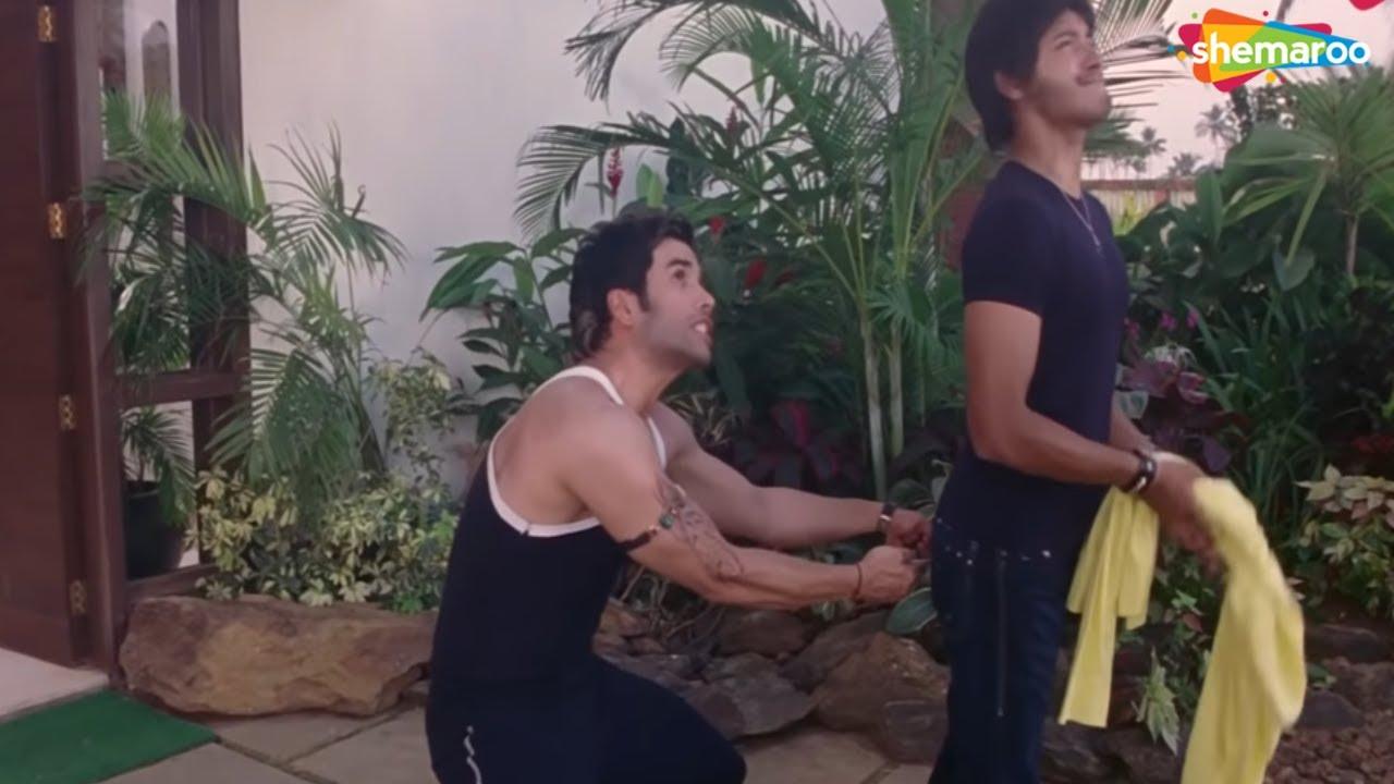 Golmaal Returns | शक शक What THE F*** | करीना कपूर ने किया अपने पति पर शक | Arshad Warsi | Comedy