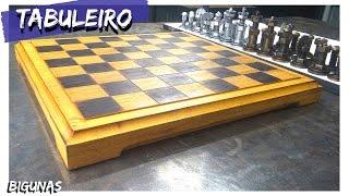TABULEIRO DE XADREZ Chess Board