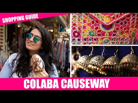 Colaba Causeway shopping guide 2017 | Budget Shopping | Colaba causeway Haul | Fashion