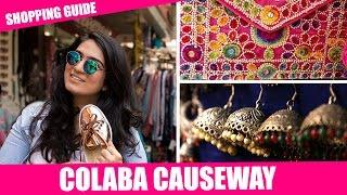 Colaba Causeway shopping guide 2017 | Budget Shopping | Colaba causeway Haul | Fashion