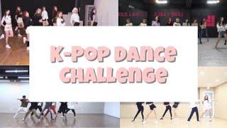 KPOP DANCE CHALLENGE (1 HOUR)