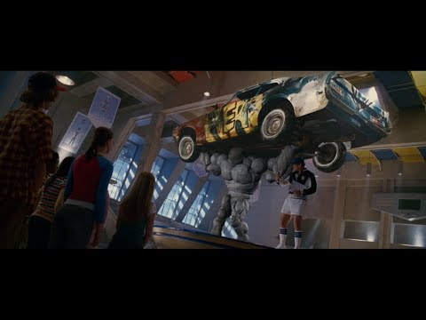 Deside Hero Or Side Kick Powers Testing HD Scene | Sky High (2005)