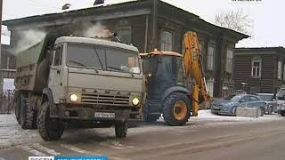 События недели: в Красноярске начали строить Исторический квартал