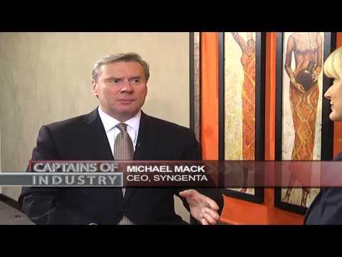 Michael Mack CEO of Syngenta -- Part 1
