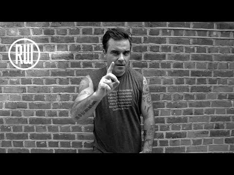 Robbie Williams | Go Mental (ft. Big Narstie & Atlantic Horns) - Official Video