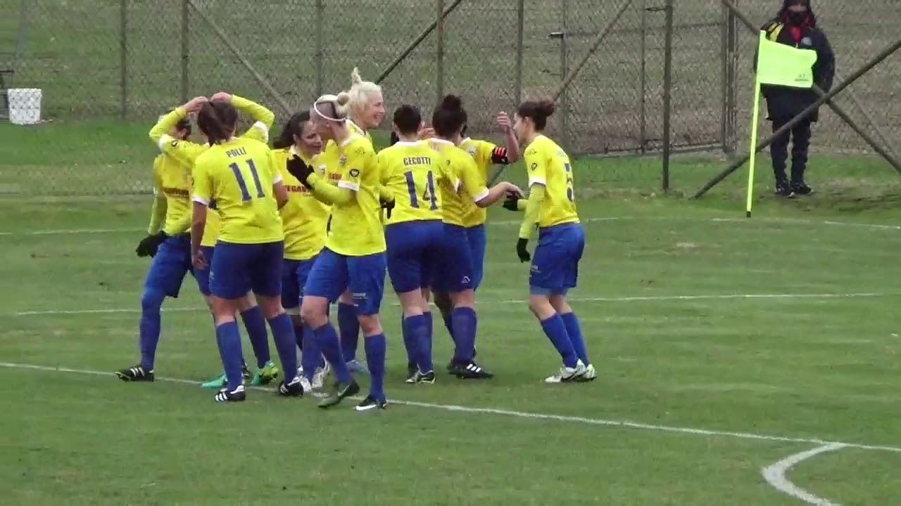 Ravenna Woman's vs Tavagnacco 1-5