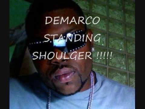 demarco standing soldier