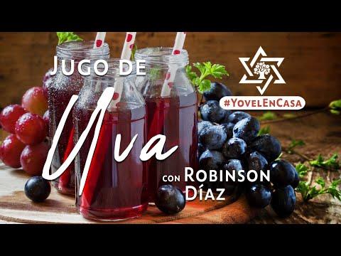 #YovelHogar - Cómo hacer Jugo de Uva