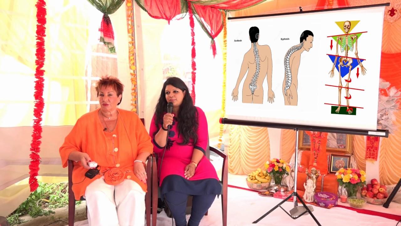 Spiritual Spine Straightening - Lecture with Anne Hübner