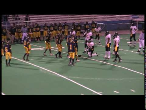 Offensive Tackle -Gregory McKee #71 Highlights
