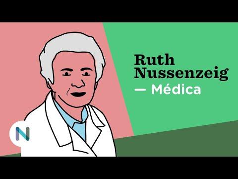 A médica que desenvolveu uma vacina contra a malária: Ruth Nussenzweig