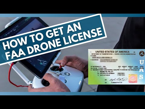 How to Get Your Drone License (and Become an FAA-Certified Drone Pilot)