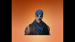 Warpaint skin if Fortnite right now!!!
