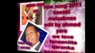 Download lagu heestii malaabna by alfanaanka weyn hasan aden samatar