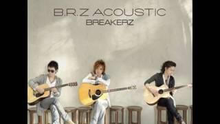 4/7リリースBREAKERZ初のアコースティック・ミニアルバム「B.R.Z ACOUST...