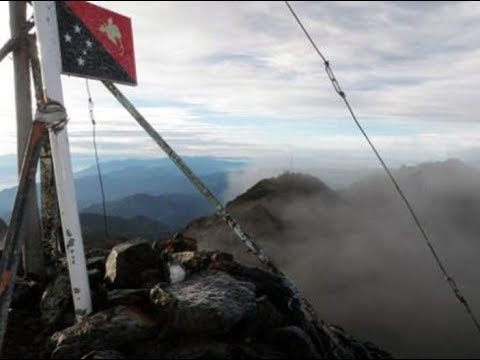PNG highest Mt Wilhelm - Documentary by EDC