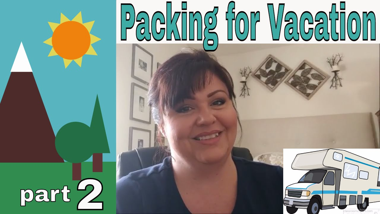 Packing For Vacation Part 2 Camping Food Hacks RV Tour