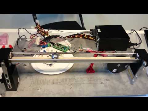 STM32 microcontroller - PID System