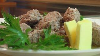 Мясные кнели диетические видео рецепт. Книга о вкусной и здоровой пище