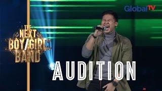 Wow! Kontestan Yang Satu Ini Dapat Standing Ovation Dari Juri   The Next Boy/Girl Band GlobalTV