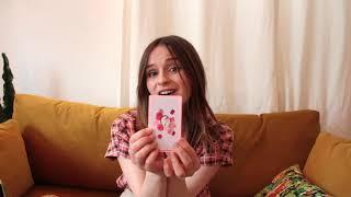 Gabrielle Aplin - The meaning behind 'Dear Happy' & my tarot cards!