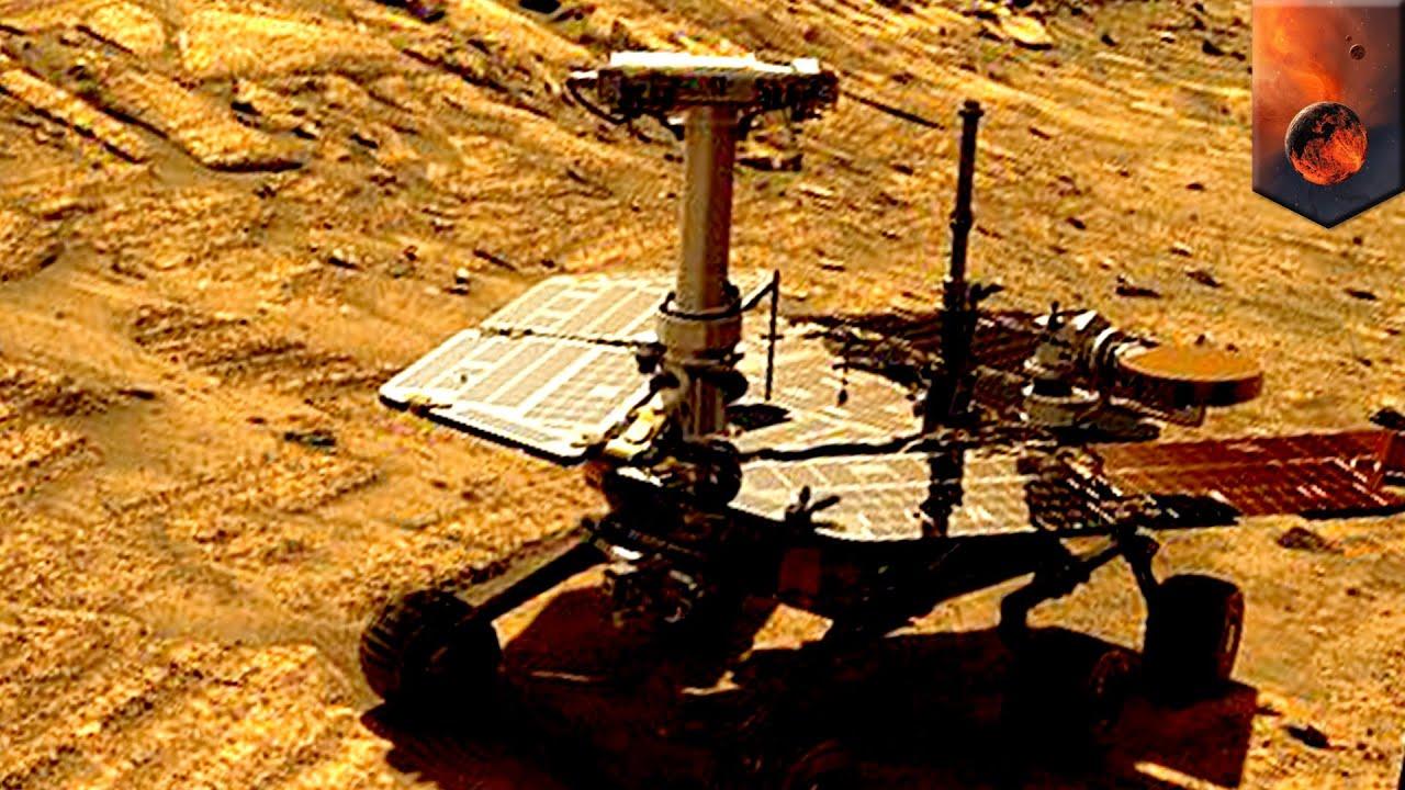 mars exploration rover rip - photo #7