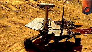 RIP Mars rover? NASA loses touch with robot stuck in storm - TomoNews