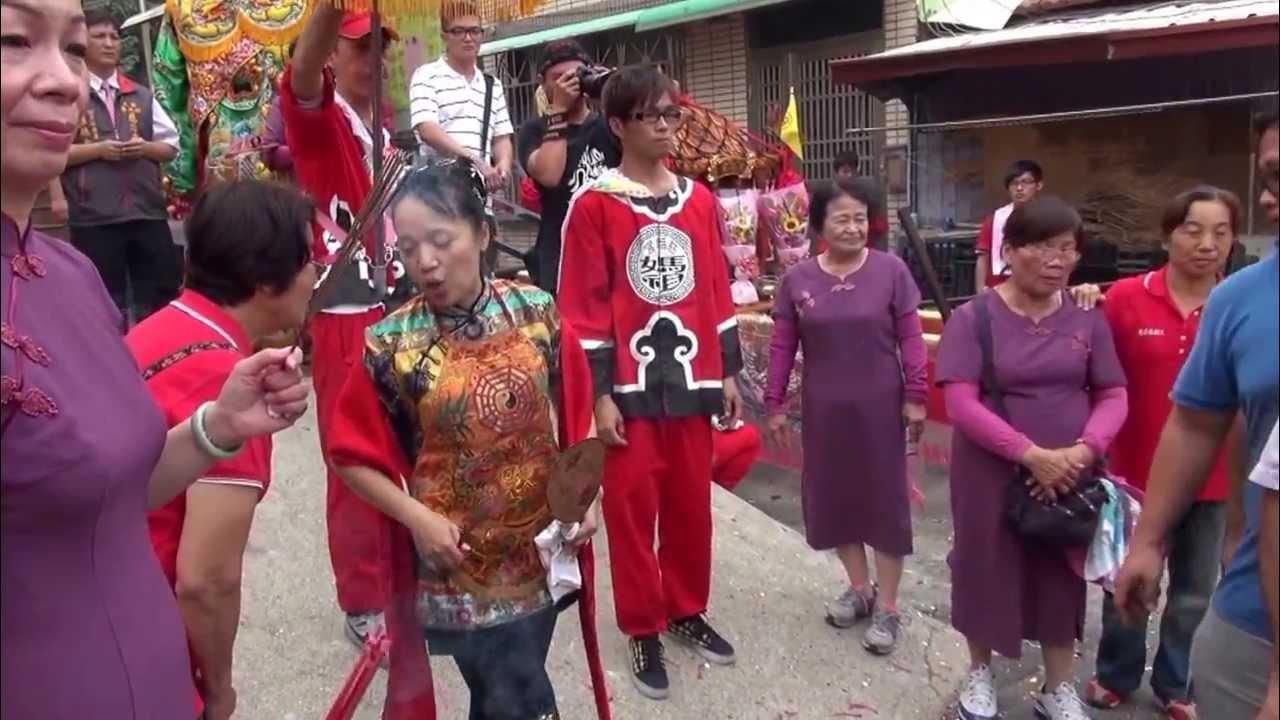 大樹鄉九曲堂慈后宮天上聖母(巷仔媽)片頭 - YouTube