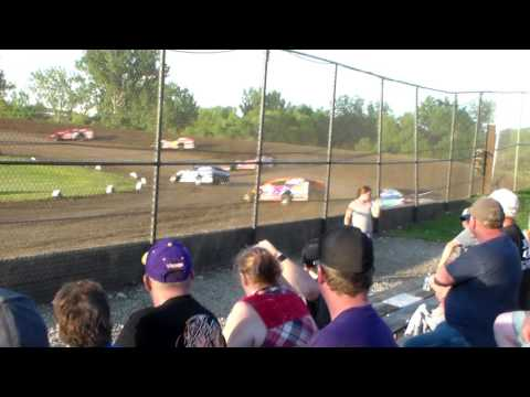 Modified Heat 1 @ Marshalltown Speedway 06/06/17
