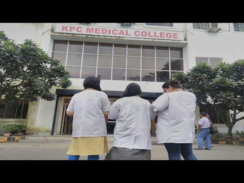Life at KPC medical college and hospital .jadavpur.kolkata
