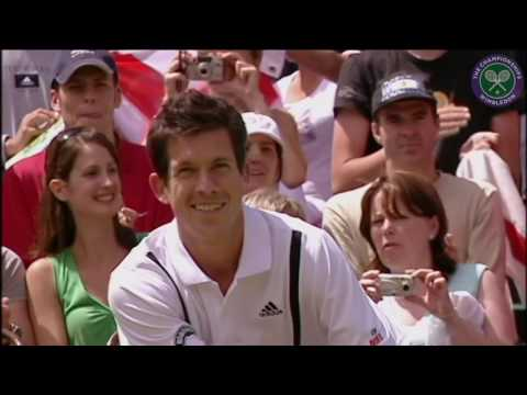 Tim Henman reflects on the magic of Middle Sunday