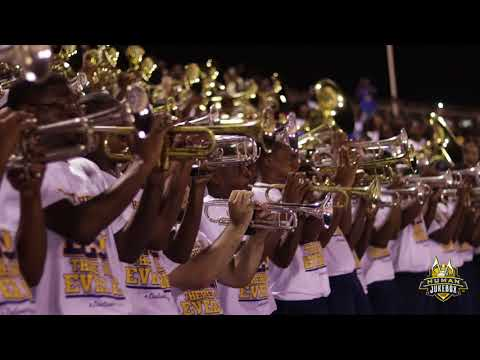 Southern University Human Jukebox 2017