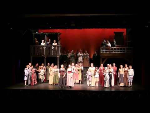 Teatergruppen KLIMA - Den Ny Cyrano, Kampsang Finale