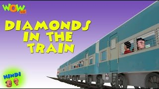 vuclip Diamonds In The Train - Motu Patlu in Hindi WITH ENGLISH, SPANISH & FRENCH SUBTITLES