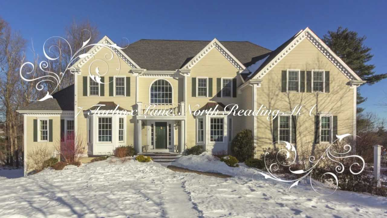 7 Tarbox Lane North Reading Ma For Sale By Geralyn Farrelly Tel