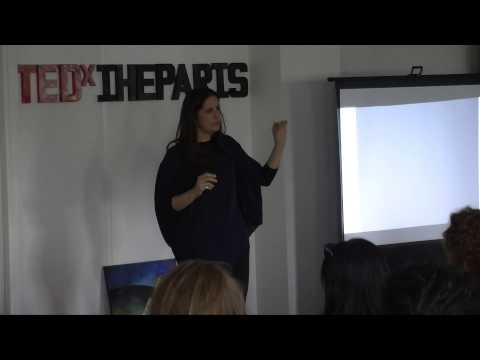 How I quit my job and became an ed-tech entrepreneur | Alexandra Maratchi | TEDxIHEParis