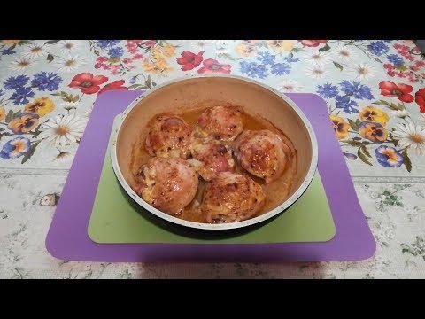 курица в майонезе в духовке. Как приготовить курицу с аджикой и майонезом в духовке
