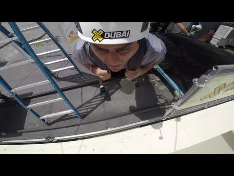XLINE Dubai @ Dubai Marina # Longest Urban ZIPLINE … U need too try it to believe it # Amit Dhawan